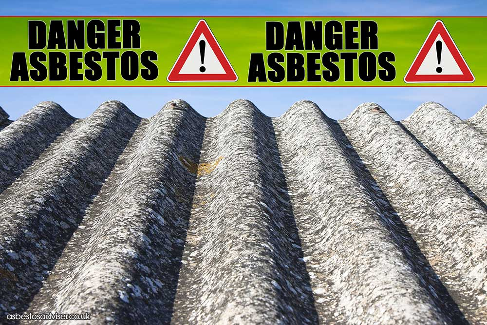 Asbestos Garage Roof Removal Cost UK