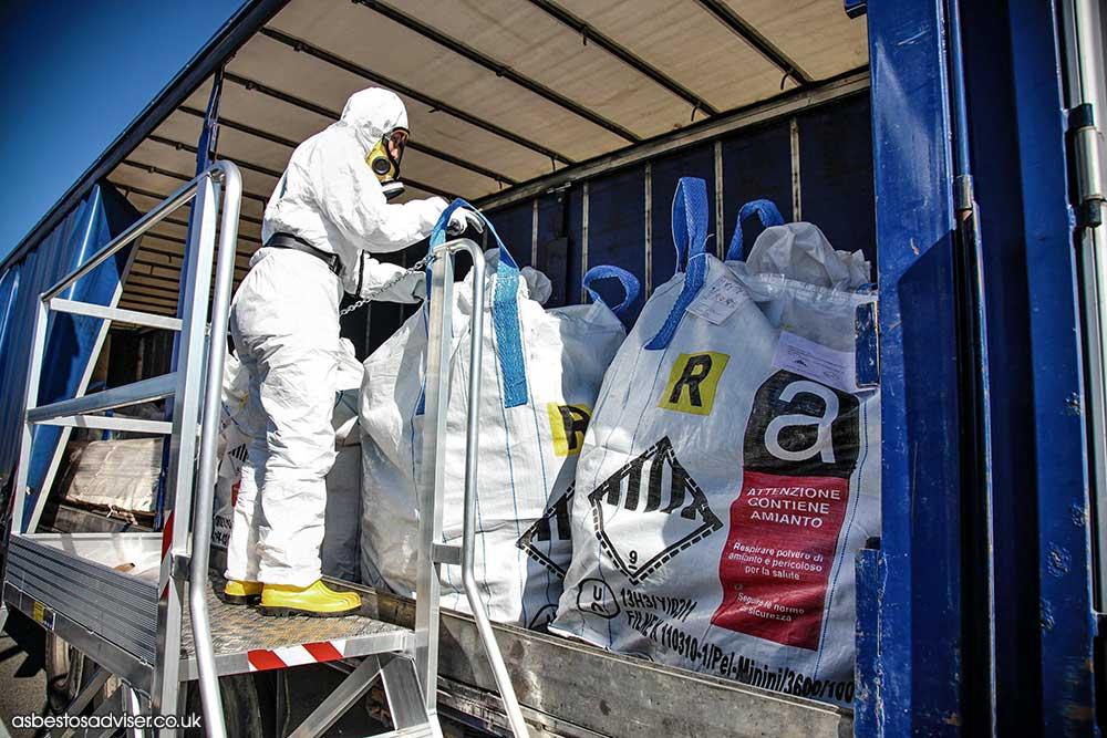 Asbestos Disposal Cost