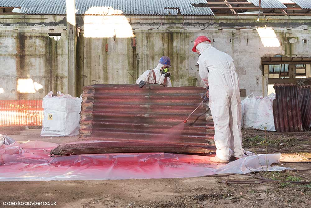 asbestos encapsulation cost